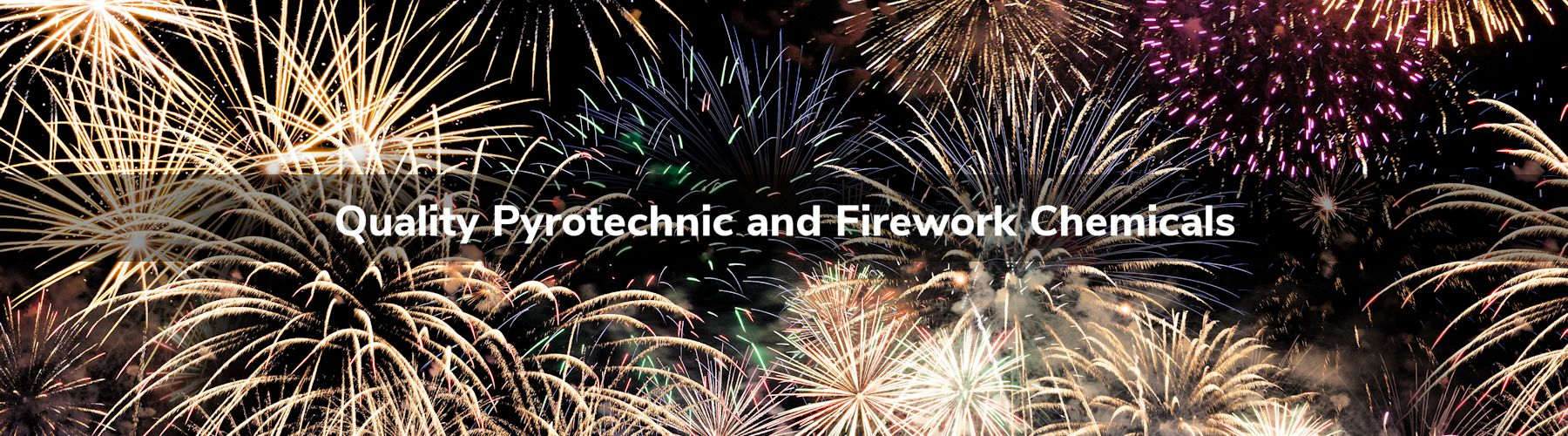 Welcome to Pyro Chemical Source LLC - Quality Pyrotechnic